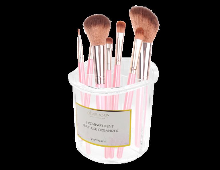 3 CIRCULAR_Makeup Brush Mat-blue