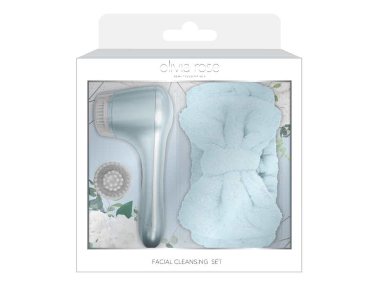 FACIAL CLEANSING SET_Makeup Brush Mat-blue copy