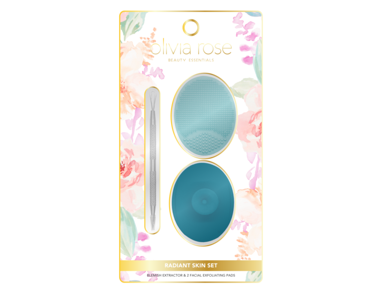 RADIANT SKIN SET_Makeup Brush Mat-blue