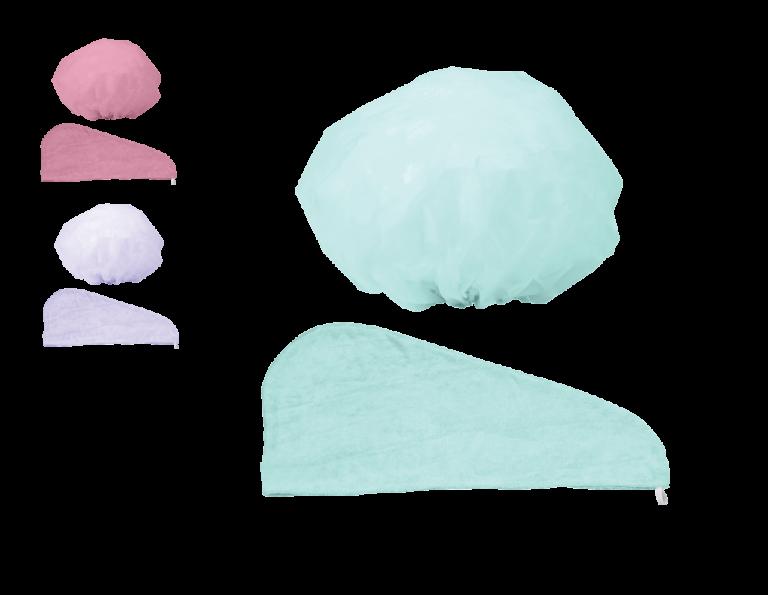 SHOWER ACCESSORY SET_Makeup Brush Mat-blue